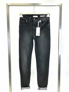 H20 italia jeans grigio paillette