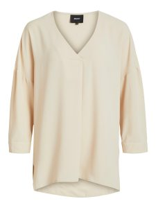 OBJECT 3/4 tunic pink tint