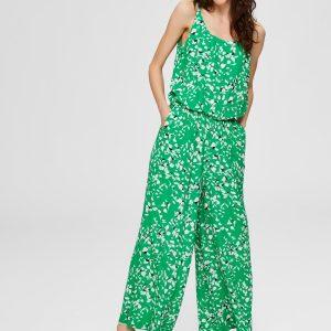 SELECTED femme sl jumpuit bright green/