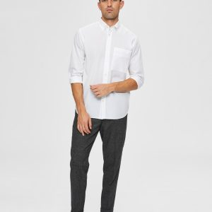 SELECTED homme shirt ls white