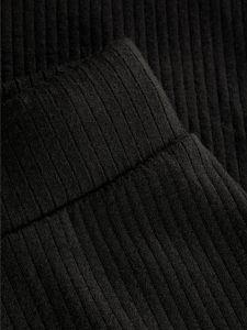 name it 7/8 wide pant black