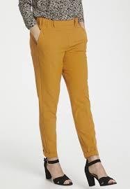 KAFFE pants inca gold