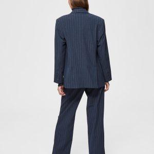 SELECTED femme blazer dark saphire