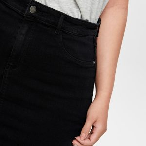ONLY carmakoma skirt black
