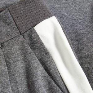 name it pant grey