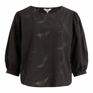 OBJECT 3/4 top black/burn out