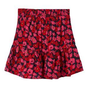 name it skirt fuchsia purple