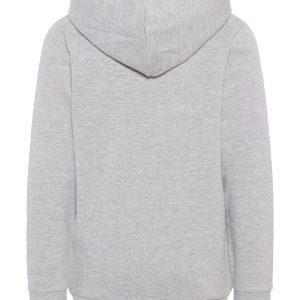 name it sweat hoodie grey