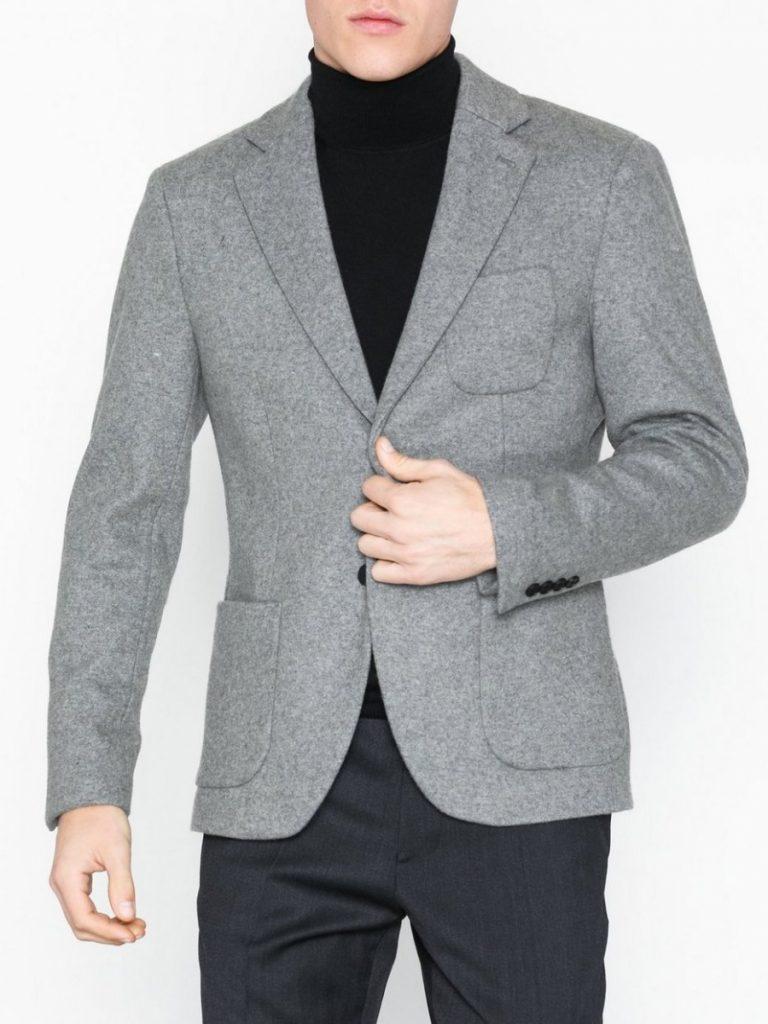SELECTED homme blazer grey